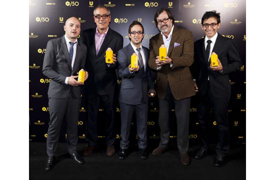 Lowe SSP3 Colombia Wins  D&AD Black Pencil