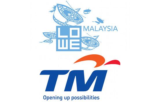 Lowe Malaysia Lands Telekom Malaysia Account