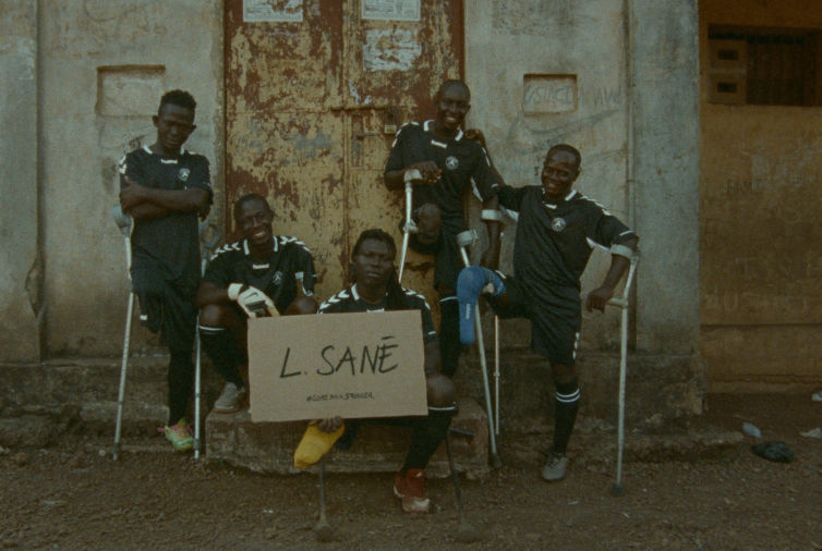 The 'Flying Stars' of Sierra Leone Wish Injured Soccer Stars a Speedy Recovery