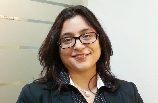 Lubna Khan Joins Grey