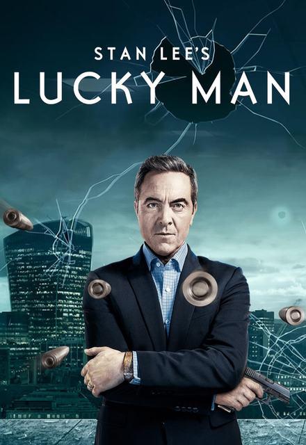 Manners McDade's Ben Bartlett Scores Series Three of Stan Lee's Lucky Man