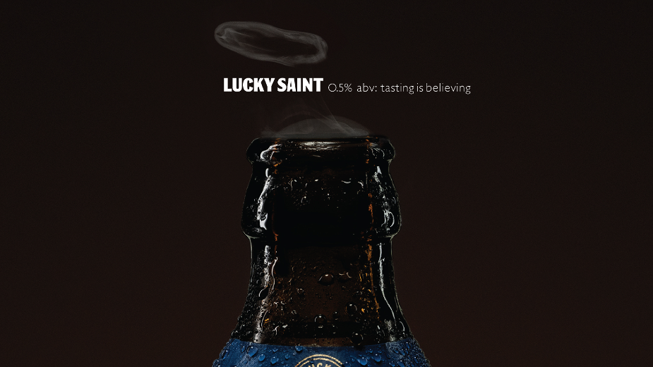 Lucky Saint Low Alcohol Beer Challenges Non-Believers