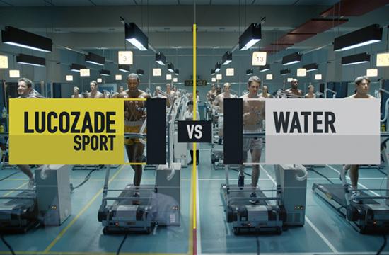 Lucozade Sport: 'Last Men Standing'