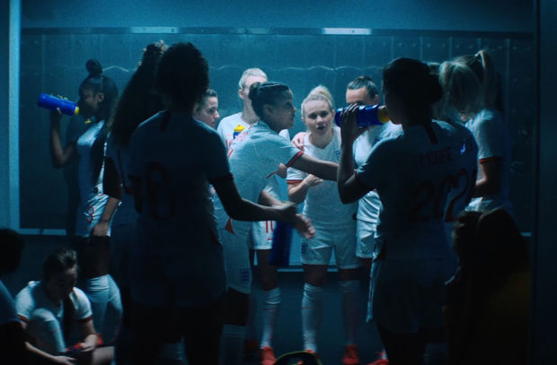 'Three Lions' Gets Rewritten as 'Three Lionesses' for Lucozade's World Cup Campaign