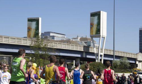 Heineken Asks Marathon Runners To Pace Themselves