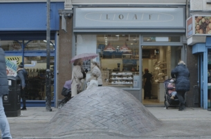 AMV BBDO's Growing Street Lump Stunt Carries a Powerful Message