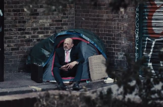 AMV BBDO's Powerful Christmas Ad for St. Mungo's Cost Just £6000