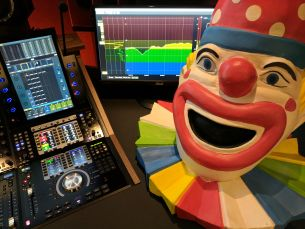 Clowns in the Mix: Building the Sound Design for Audi Clowns