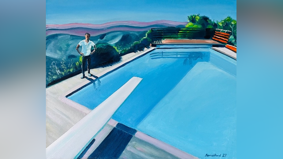 My Creative Hero: David Hockney
