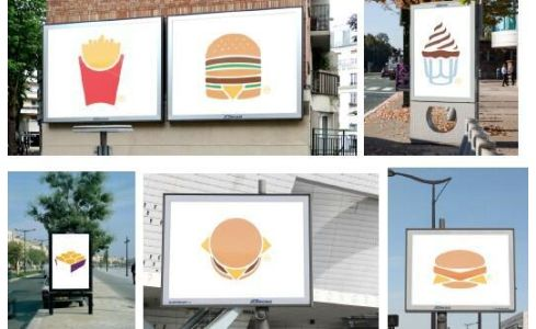 McDonald's Goes Minimalist in Campaign by TBWA\Paris