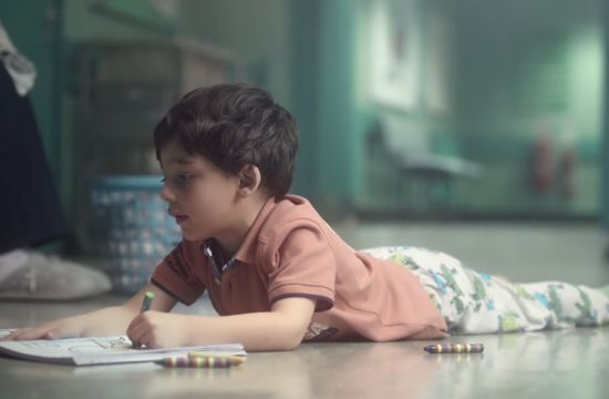MacMillan Gets Reflective in 'Give' Campaign from VCCP