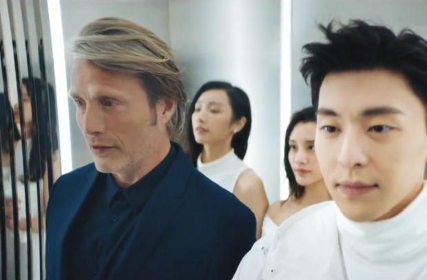 Mads Mikkelsen Has No Dress Code in Stylish Jack & Jones Ad