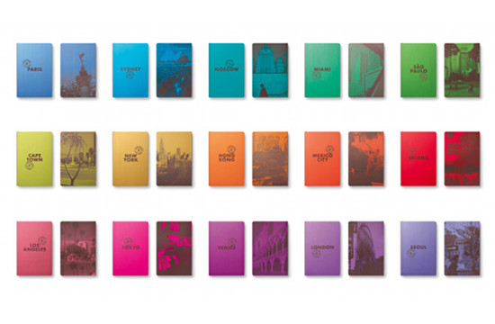 15 Years of Louis Vuitton City Guides
