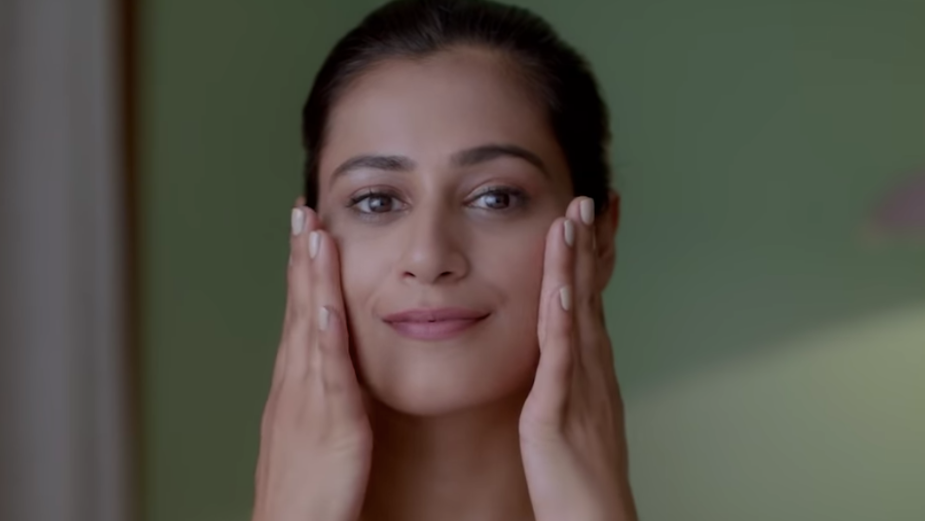 Indian Skincare Brand Encourages Women to Stay Work from Home Ready for the Living Room Commute
