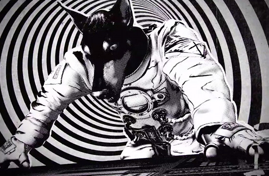 Golden Wolf's Trippy Promo for Dog Blood