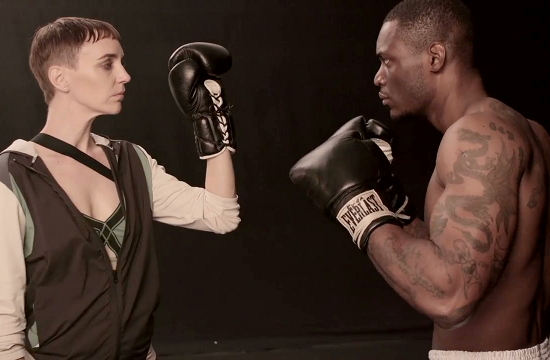 Battle of the Sexes Heads into The Ring in 'The Fight'