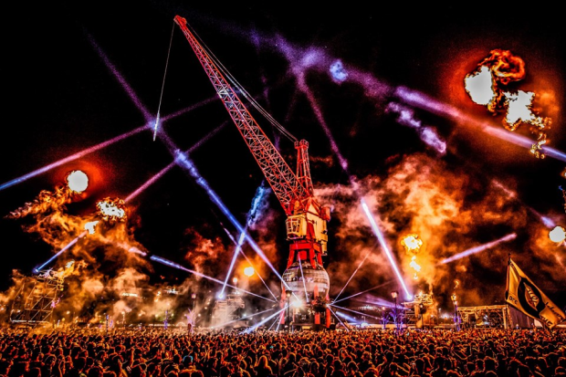 Astral Projekt Release Film of World First Projection-Mapped Sphere at Glastonbury 2019