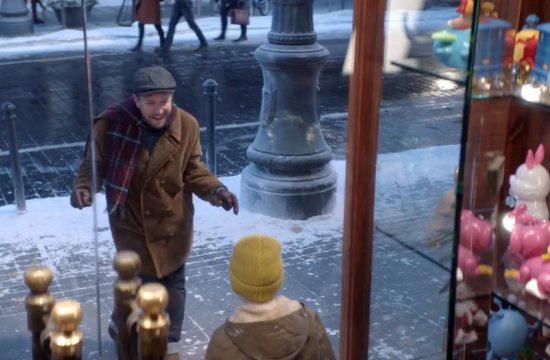 BETC's Christmas Ad for Bouygues Telecom Is a Dad-Dancing Bonanza