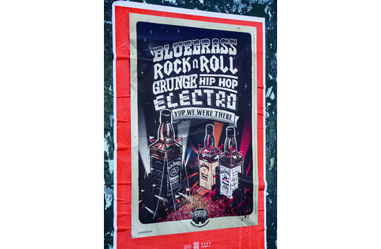 Arnold Furnace Champions Jack Daniels' Musical Relationships