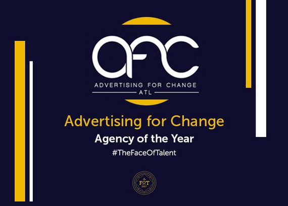 Advertising For Change Names First Award Recipient