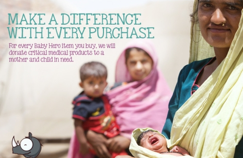 Baby Hero Chooses Brand Union to Strengthen Brand Strategy & Positioning
