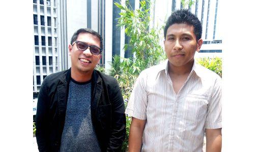 Ramon Alfonso & Griffey de Guzman Join HVMO's Arena
