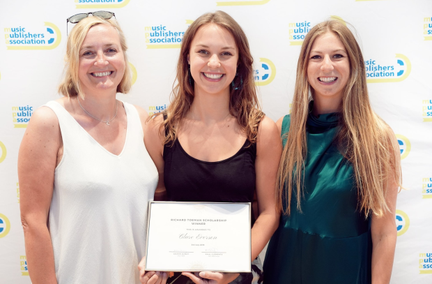 Manners McDade's Clare Everson Awarded Richard Toeman Scholarship