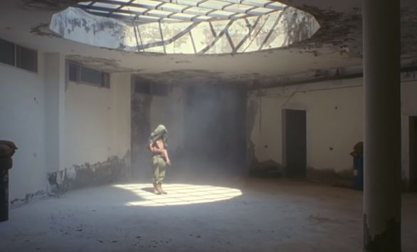Militarisation of Mankind Questioned in Music Video from Jessy Moussallem