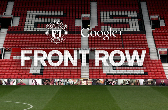 Man Utd Get a Helping Hand from Abroad with Google+ Hangout