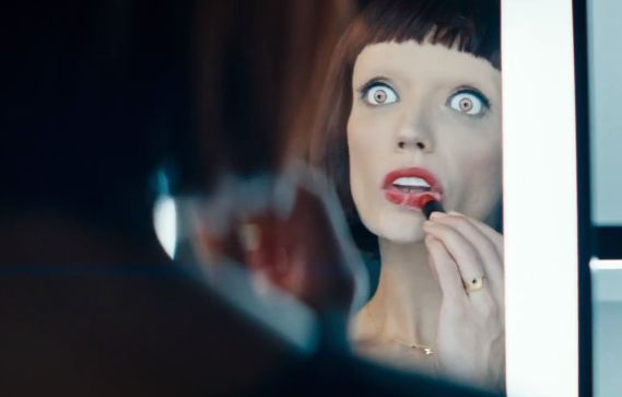 Mannequins in Love Come to Life in Slightly Unsettling Hudson's Bay Ad