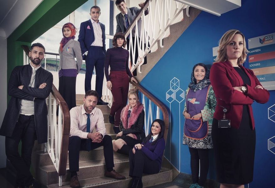 Manners McDade's Tim Phillips Scores Tonight's Ackley Bridge on Channel 4