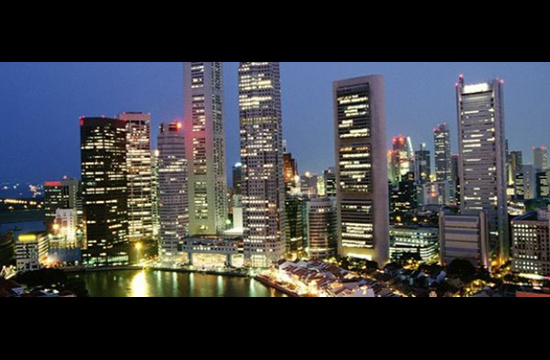 The Mill's Adventures in Singapore