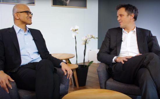 Publicis Groupe Reveals Microsoft Partnership on Marcel