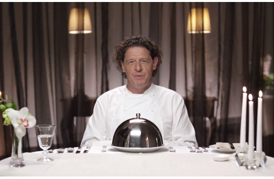 Marco Pierre White Fronts Host's MLA Campaign