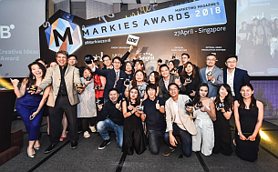 DDB Group Singapore Tops MARKie Award and Wins D&AD Graphite Pencil