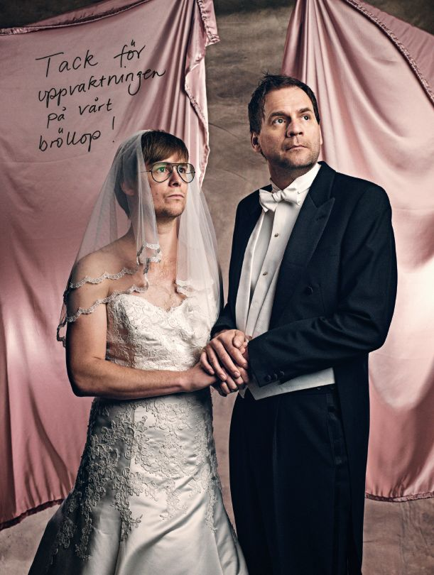 Tony Högqvist and Eka Ruola Express Their Love With Industry Ad