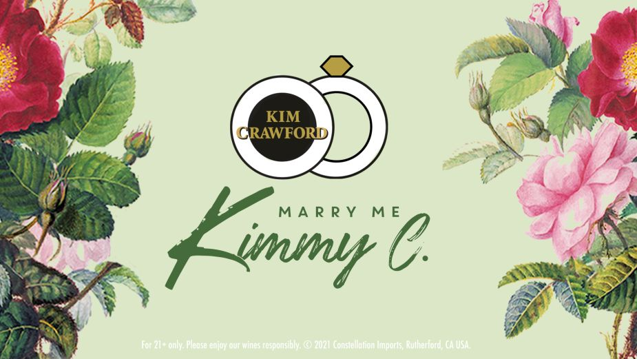 Wine Brand Kim Crawford Invites Customers to Win a Wedding Pop-Up