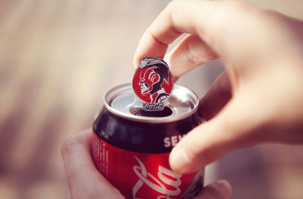 Coca-Cola Celebrates Avengers: Endgame with Marvel Pin Tabs