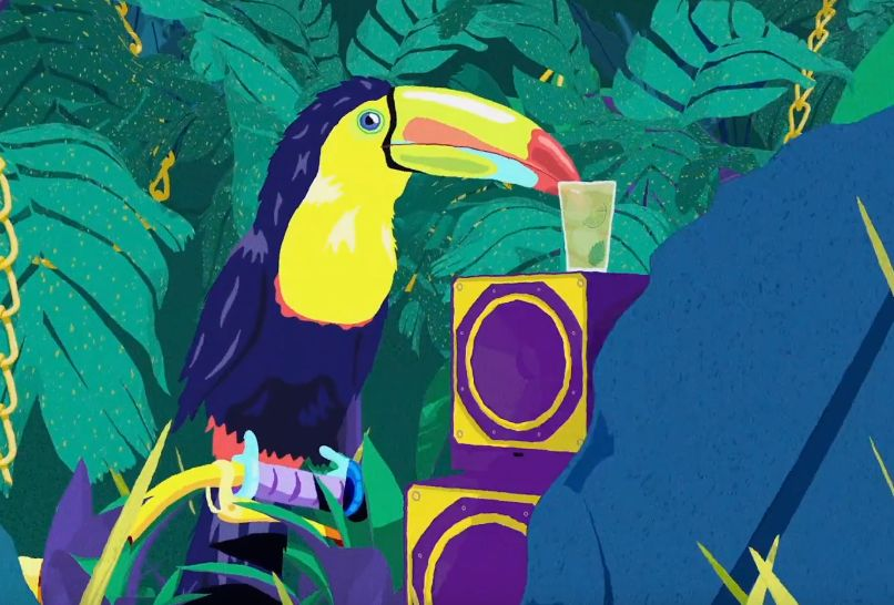 These Eclectic Music Videos from Bacardi Encapsulate the 'Sound of Rum'