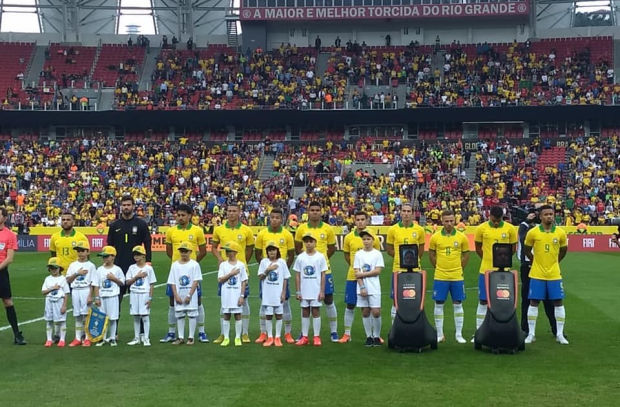 Mastercard Uses Robots to Connect Cancer Patients and the Brazilian Soccer Team