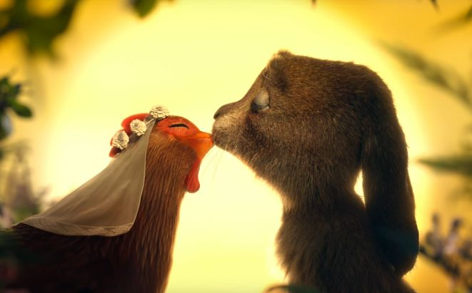Absolutely Adorable Netto Ad Explores the Origins of the Easter Bunny