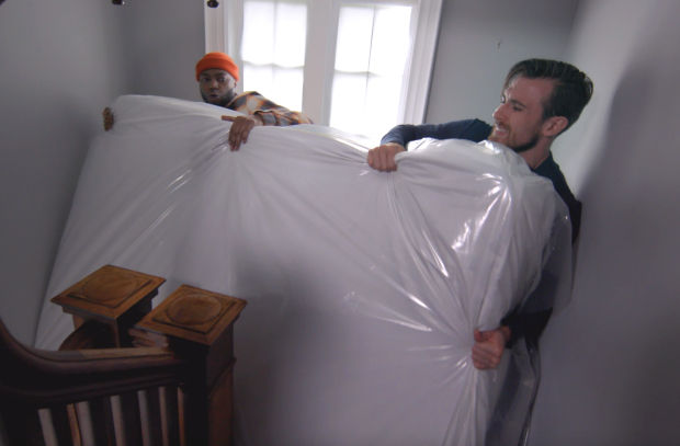 Serta Simmons Captures the Eternal Struggle of Buying a Mattress in Comedic Campaign