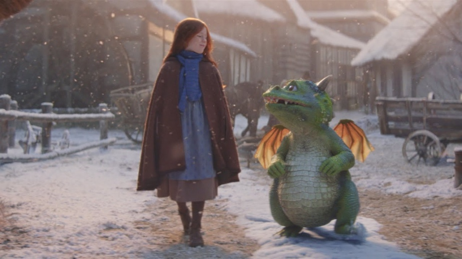 Like Pixar and Tarantino, Do the John Lewis Ads All Exist in the Same Shared Universe?