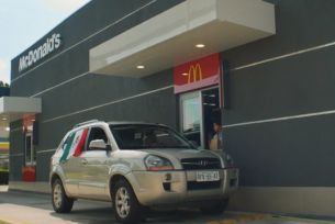 McDonald's 2018 FIFA World Cup Global Campaign Tells Footy Supporters 'We're With You'