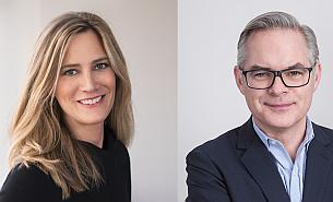 McCann Worldgroup Promotes Chris Macdonald and Nannette Dufour