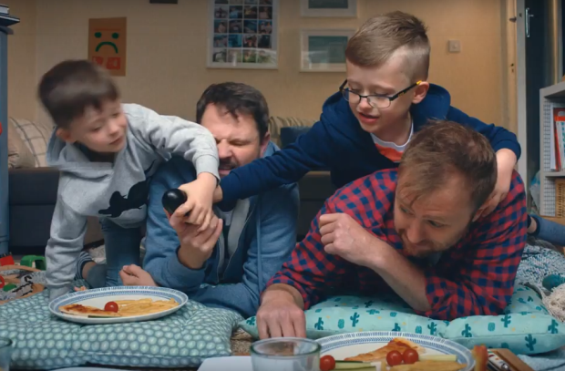 McCain's Latest Ad Celebrates the Positive Impact of Family Differences