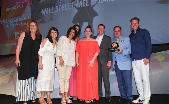Fearless Girl Takes a Stand Three Grand Prix in PR, Glass and Outdoor