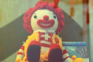 McDonald's Celebrates Chinese New Year with Adorable Little Ronald