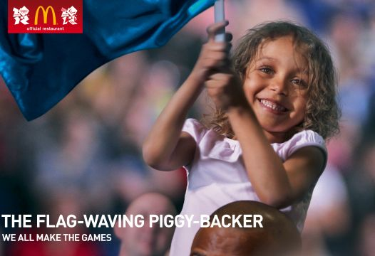 Olympics Special: McDonalds