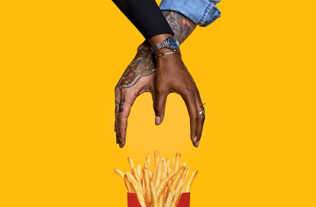 McDonald's Encourages Us to Share the Love on National French Fry Day